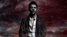 James III - photo of Jamie Sives against a stormy sky