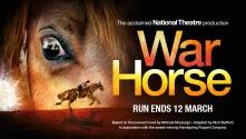 War Horse final performance 12 March 2016
