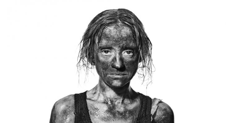 Husbands and Sons. Photo of Anne-Marie Duff