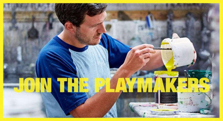 Join the Playmakers: Clore Learning Centre activity