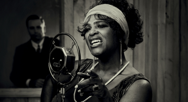 Ma Rainey's Black Bottom. Photo of Sharon D Clarke by Seamus Ryan
